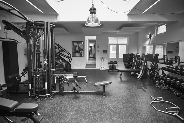 The Gym Amsterdam