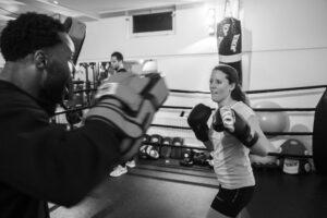 Personal (kick)boksen